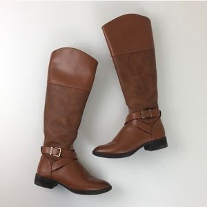 Circus by Sam Edelman whiskey Parker tall boots